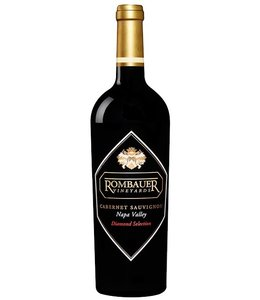 "Cabernet Sauvignon Cabernet Sauvignon ""Diamond Select"", Rombauer Vineyards, Napa Valley, CA, 2014"