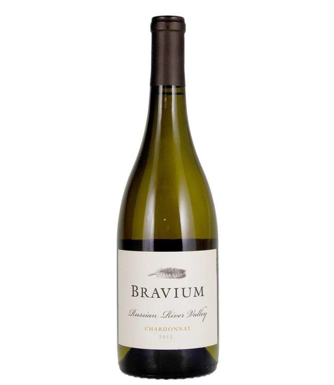 WWS Chardonnay, Russian River Valley, Bravium, CA, 2015