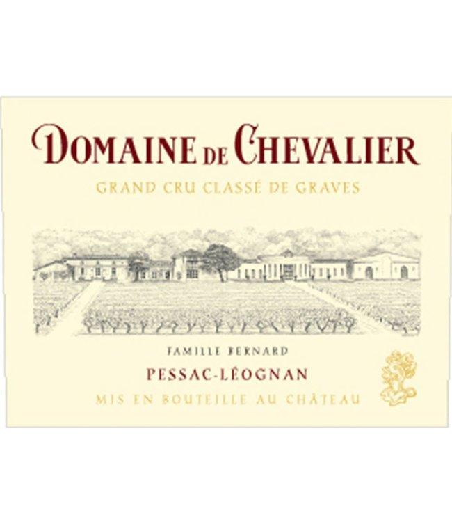 Bordeaux Blend / Meritage Domaine de Chevalier, Pessac-Leognan, FR, 2011