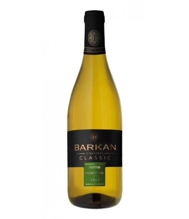 "Chardonnay Chardonnay ""Kosher"", Barkan Vineyards, Israel, 2018"
