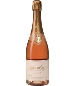 """Champagne Blend Sparkling """"Brut Rose"""", Schramsberg, North Coast, CA, 2014"""