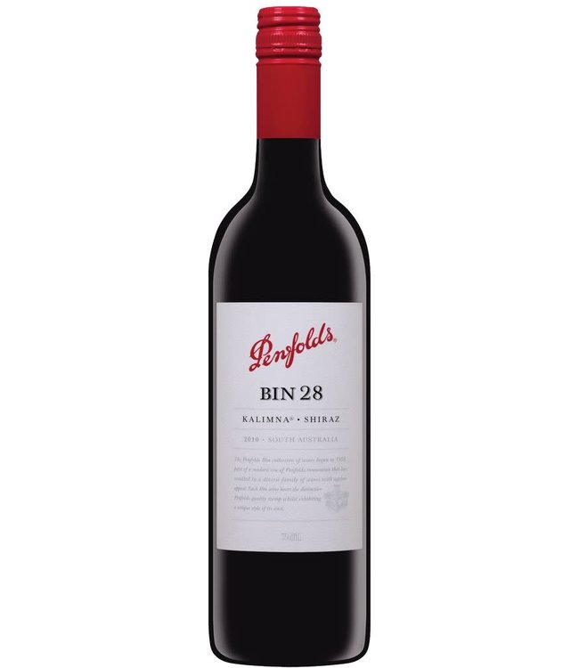 "Shiraz Shiraz ""Bin 28 Kalimna"", Penfolds, South Australia, 2014"