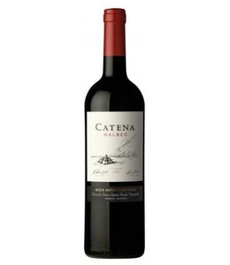 "Malbec Malbec ""High Mountain Vines"", Catena, Mendoza, AR, 2015"
