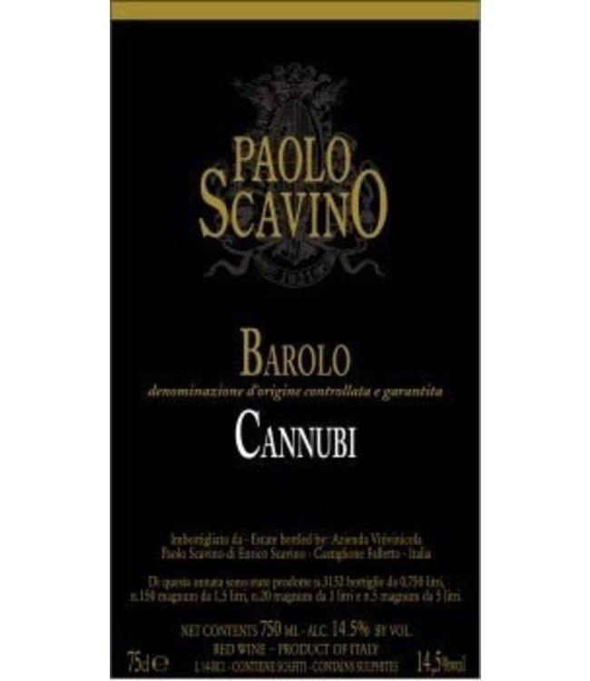 "Nebbiolo Barolo ""Cannubi"", Paolo Scavino, IT, 2013"