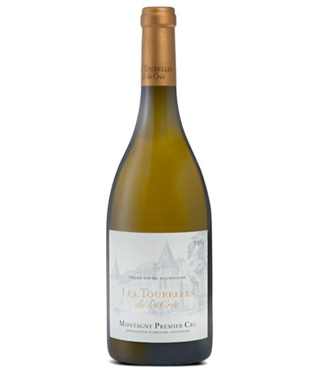 """Chardonnay Montagny 1er Cru """"Les Tourelles"""", Chateau de la Cree, FR, 2016"""