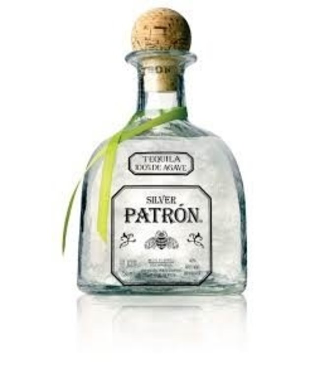 "Tequila Tequila, Patron ""Silver"", 750ml"