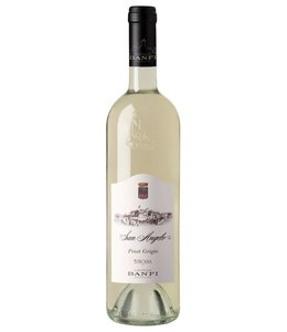 """Pinot Grigio/Pinot Gris Pinot Grigio """"San Angelo"""", Banfi Vintners, IT, 2016"""