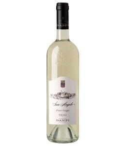 """Pinot Grigio/Pinot Gris Pinot Grigio """"San Angelo"""", Castello Banfi, Tuscany, IT, 2018"""