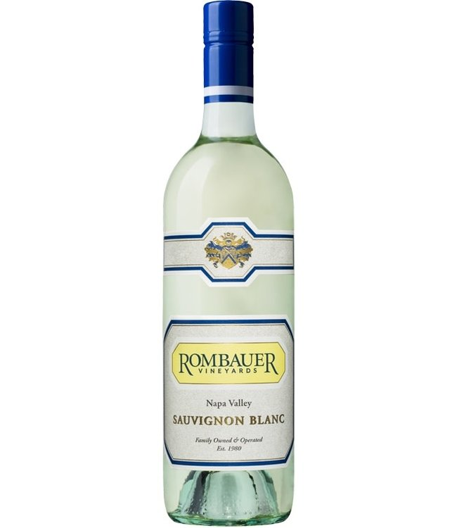 Sauvignon Blanc Sauvignon Blanc, Rombauer Vineyards, Napa Valley, CA, 2017