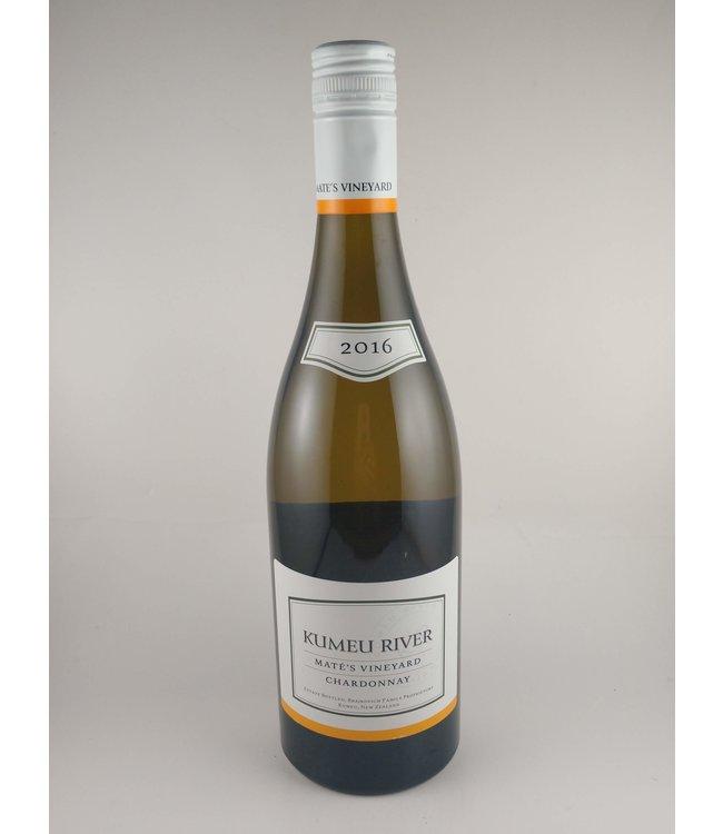 """Chardonnay Chardonnay """"Mates"""" Kumeu River, Kumeu, NZ, 2017"""