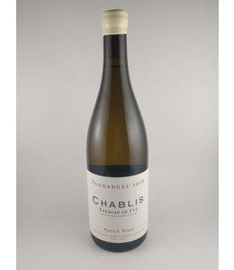 """Chablis Chablis """"Terroir de Fye"""", Patrick Piuze, Burgundy, FR, 2018"""