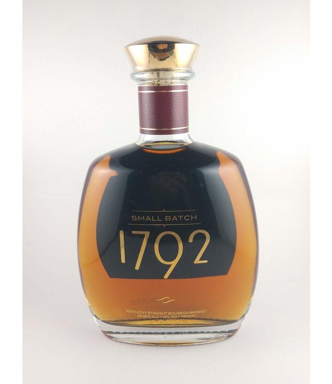 Liquor Bourbon, 1792 Small Batch, Kentucky