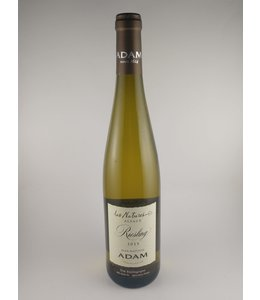 Riesling Riesling, Les Natures, Jean Baptiste Adam, Alsace, 2015