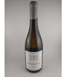 Wine Bourgogne Blanc, Benoit Ente, Burgundy, FR, 2016