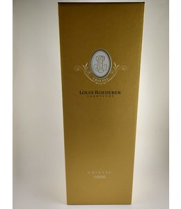 "Champagne Champagne, ""Cristal"", Louis Roederer, FR, 2008"