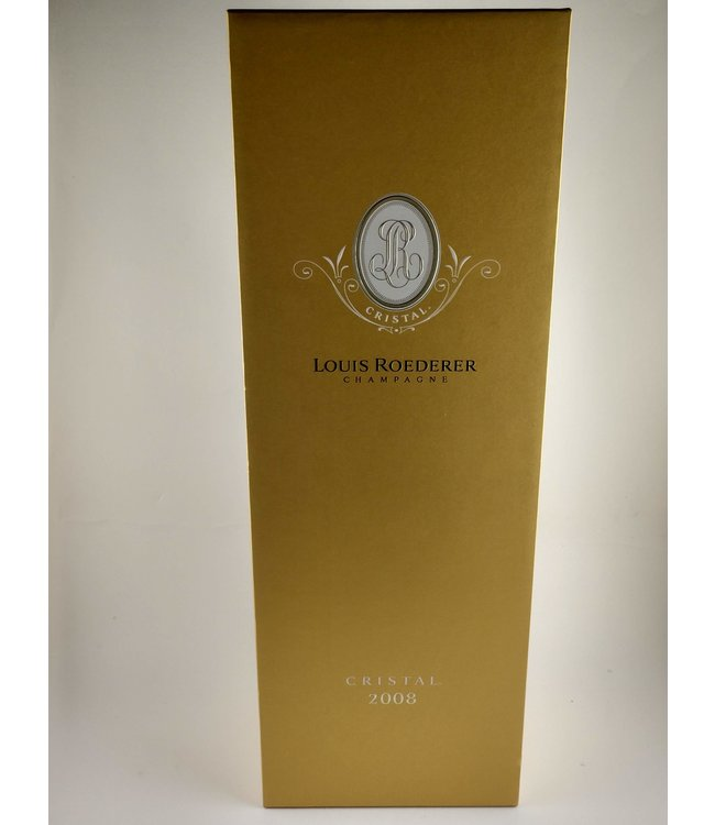 "Champagne Champagne ""Cristal"", Louis Roederer, FR, 2008"