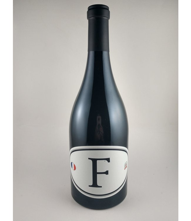 """Wine Red Blend """"F"""", 12 Locations, FR, NV"""