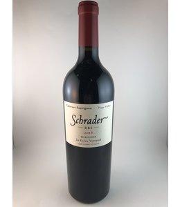 Cabernet Sauvignon Cabernet Sauvignon, Beckstoffer To Kalon RBS, Schrader Wine Cellar, Napa Valley, 2016