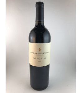 "Red Blend Red Wine, ""Collina"", Dalla Valle, Napa Valley, 2015"