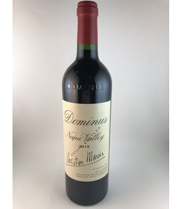 "Cabernet Sauvignon Cabernet Sauvignon ""Estate Bottled"", Dominus, Napa Valley, CA, 2015"
