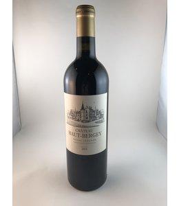 Bordeaux Blend / Meritage Chateau Haut-Bergey, Pessac-Leognan, FR, 2015