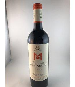 Bordeaux Blend / Meritage Chateau Croix Mouton, Bordeaux Superieur, FR, 2016