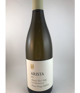 "Chardonnay Chardonnay ""Russian River Valley"", Arista, Sonoma County, CA, 2016"
