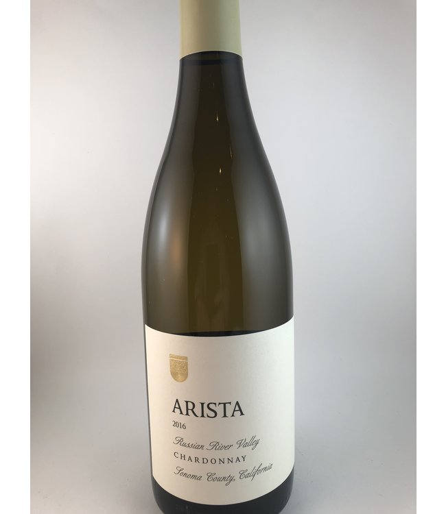 Chardonnay Chardonnay, Arista, Banfield Vineyard, Russian River Valley, CA, 2017