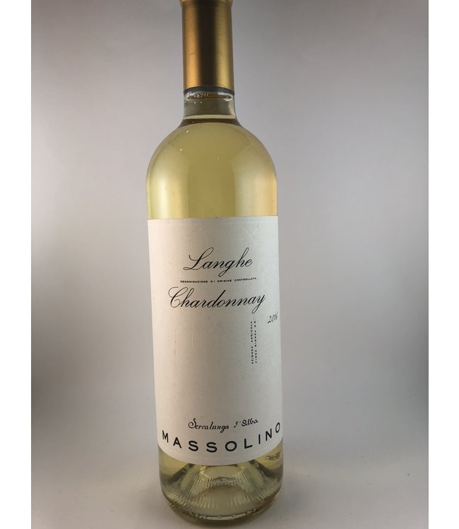 Chardonnay Chardonnay, Massolino, Langhe, IT, 2016