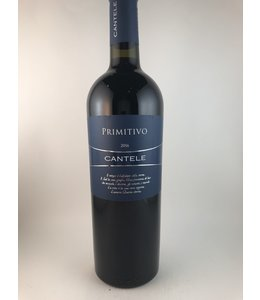 Primitivo, Cantele, Salento IT, 2016