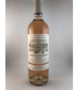 Whites other Chateau Vannieres Bandol Rose, FR, 2017