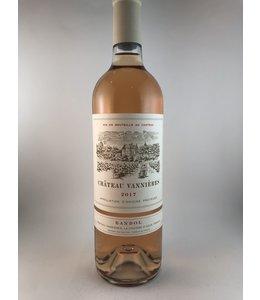 Whites other Chateau Vannieres Bandol Rose, FR, 2017