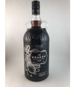 """Rum Rum """"Black Spiced"""", Kraken, 1L"""