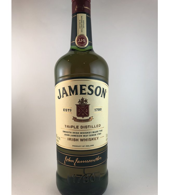 Whiskey Irish Whiskey, Jameson, 1L