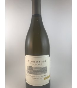 Chardonnay Chardonnay, Pine Ridge, Carneros, Napa Valley, CA, 2015