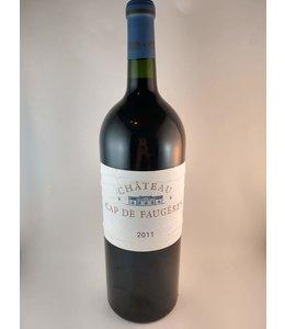 Bordeaux Blend / Meritage Chateau Cap de Faugeres, Cotes de Castillon, FR, 2011 (Magnum)