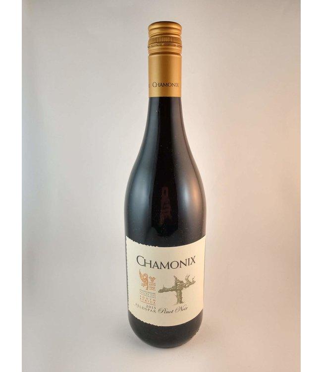 "Pinot Noir Pinot Noir ""Feldspar"", Chamonix, Franschhoek, ZA, 2015"