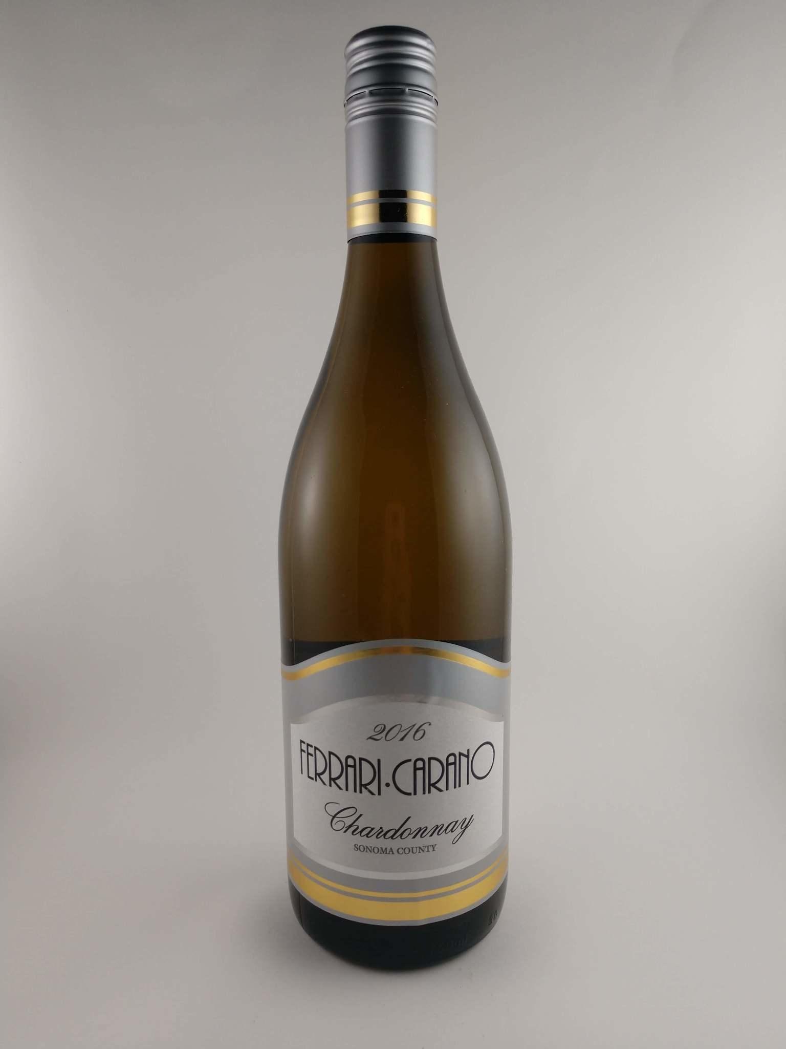 Chardonnay Ferrari Carano Sonoma Ca 2018 Michael S Wine Cellar Michael S Wine Cellar