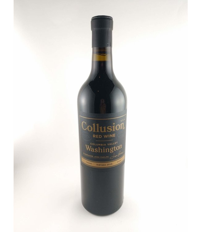 Red Blend, Collusion, Columbia Valley, WA, 2016