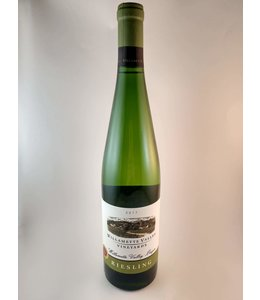 Riesling Riesling, Willamette Valley Vineyards, OR, 2017