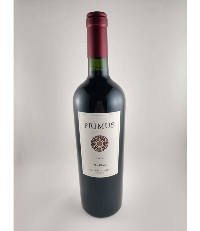 Red Blend Red Blend, Primus, Colchagua Valley, CL, 2014