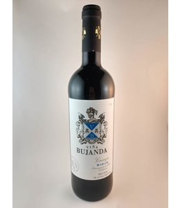 "Tempranillo Tempranillo ""Crianza"", Vina Bujanda, Rioja, ES, 2016"