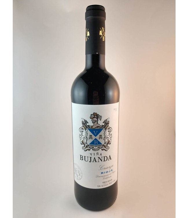 "Tempranillo Tempranillo ""Crianza"", Vina Bujanda, Rioja, ES, 2014"