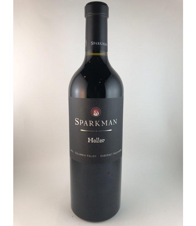"""Cabernet Sauvignon Cabernet Sauvignon """"Holler"""", Sparkman, Columbia Valley, 2015"""