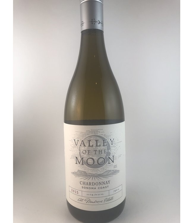 Chardonnay Chardonnay, Valley of the Moon, Sonoma Coast, CA, 2015