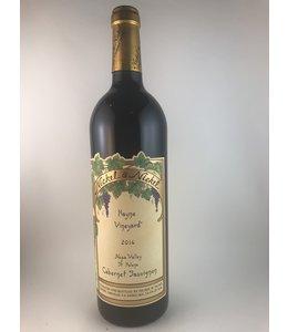"""Cabernet Sauvignon Cabernet Sauvignon, """"Hayne Vineyard"""", Nickel & Nickel, Napa Valley, CA, 2016"""