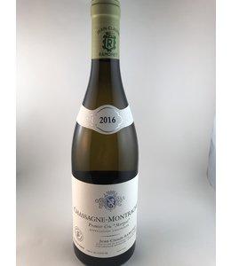 "Burgundy Chassagne Montrachet,  ""Morgeot"" Jean Claude Ramonet, FR, 2016"