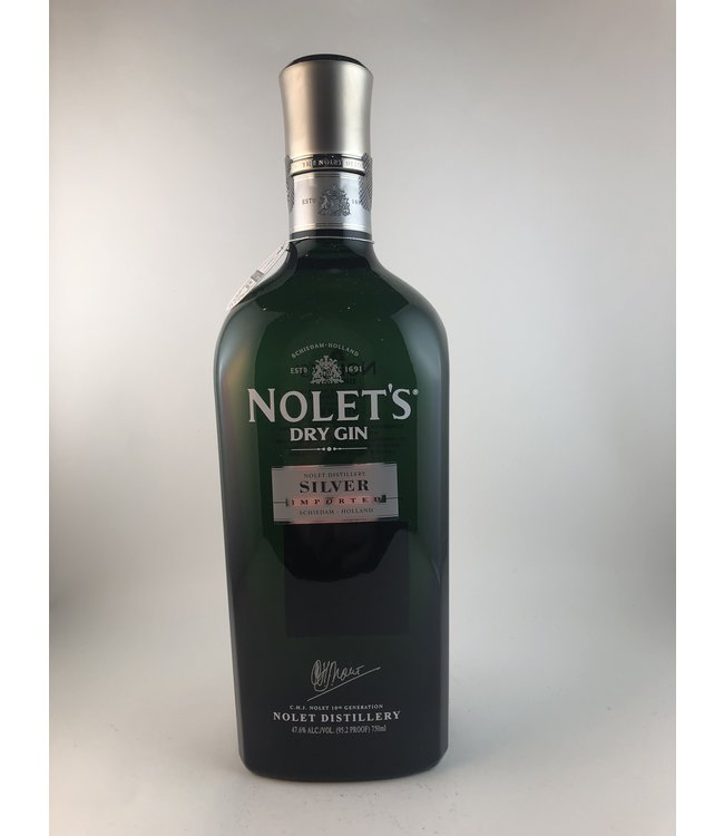 "Gin Gin, Nolet's ""Silver"", Holland, 750ml"