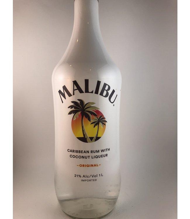 """Rum Rum, Malibu """"Coconut"""", 1 Liter"""