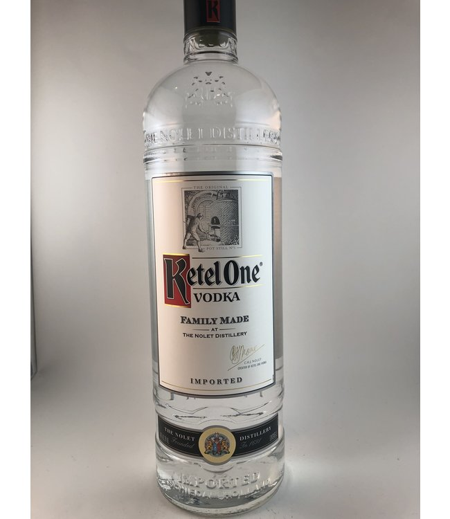 Vodka Vodka, Ketel One, 1 Liter